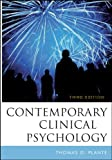 Image of Contemporary Clinical Psychology