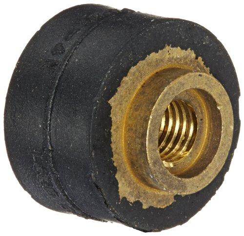 Eberbach E8400.70 - Acoplamiento de goma para batidora Waring de 1 velocidad, tamaño de rosca #1/4-28