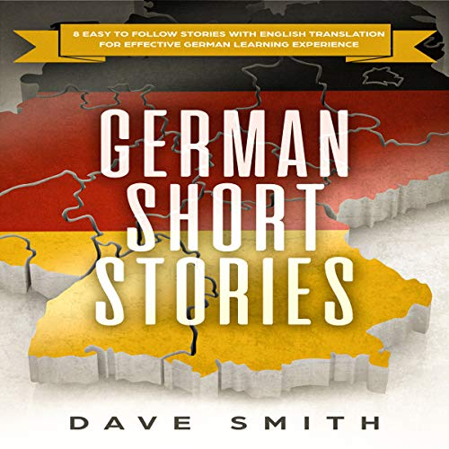 German Short Stories audiobook cover art
