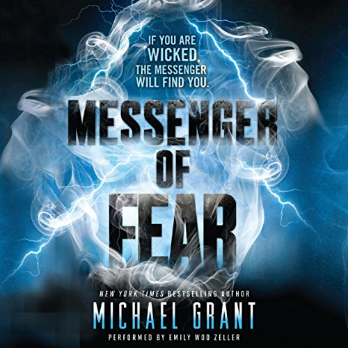 Messenger of Fear audiobook cover art