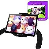 Soporte Tablet Carrito Bebe Compatible con iPad valido para Todos los carritos de Bebe del Mercado