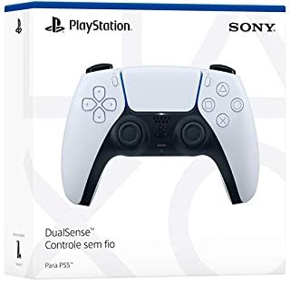 Controle DualSense - Branco