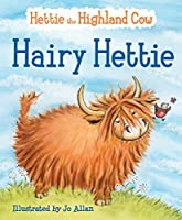 Hairy Hettie: The Highland Cow Who Needs a Haircut! (Picture Kelpies)