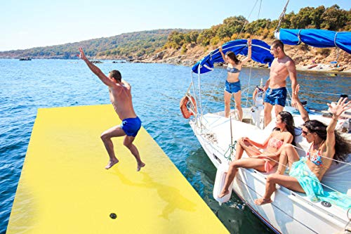 Outroad Floating Mat - Floating Foam Pad Water Recreation and Relaxing for Adults and Kids (12' x...