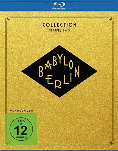 Babylon Berlin - Collection Staffel 1 - 3 [Blu-ray]