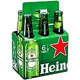 Heineken Biere Blonde, 6 x 330ml