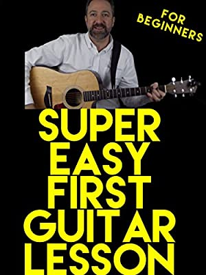 Super Easy First Guitar Lesson For Beginners