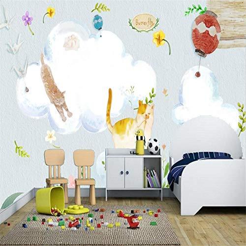 Fotobehang, muurstickers, motief: landelijke stijl, met de hand beschilderd. gespecialiseerd in de productie van behang. About 200*140cm 2 stripes