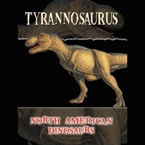 North American Dinosaurs audiobook cover art