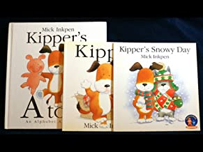 Kipper Set (Kipper ~ Kipper's Snowy Day ~ Kipper's A to Z: An Alphabet Adventure)