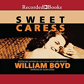 Sweet Caress audiobook cover art