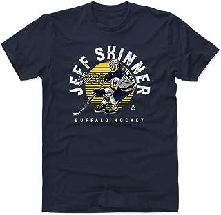 500 LEVEL Jeff Skinner Shirt - Buffalo Hockey Men's Apparel - Jeff Skinner Emblem