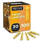 Prove Twist Top Lancets, 30 Gauge, 1.6 Ounce