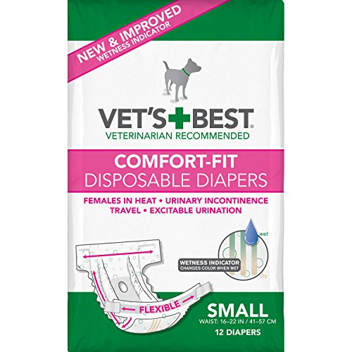 Vet's Best Female Dog Diapers