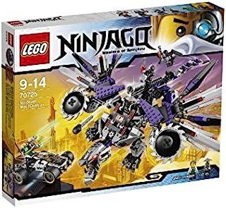 LEGO Ninjago - El dragón mecánico nindroide, Juego