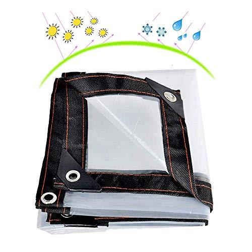 Kofferraum A Prueba de Lluvia de Tela Impermeable de protección Solar Sombra de Aislamiento al Aire Libre Lona de plástico Lluvia Lona toldo de Lona de camión,4x6m