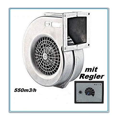 Ventilatore Aluminio AG-140E con 550m³ h con 500W Regolatore di Velocità Industriale Ventilatore aspiratori ventilazione centrifugo ventilacion ventilatore radiale axiale ventola estrattore tubulare