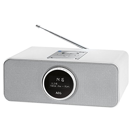 AEG SR 4372 DAB+ Stereoradio/PLL-RDS-UKW-Stereoradio, LCD-Display, AUX-IN, Bluetooth