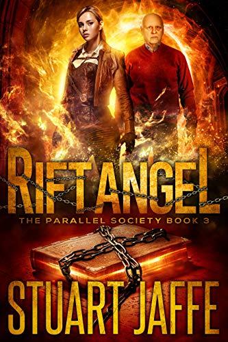 Rift Angel (Parallel Society Book 3) by [Stuart Jaffe]