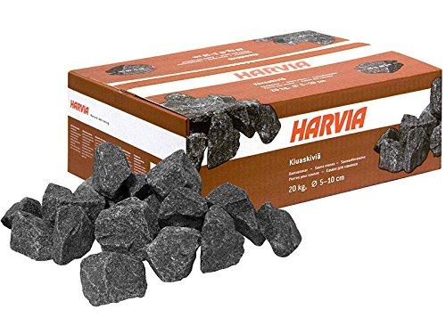 Harvia SN-AC-Rock- Bolsa de Piedras (20 kg, 5 – 10 cm, no incluida)