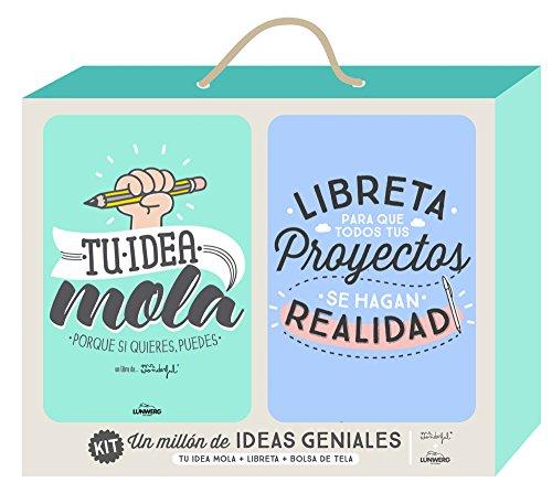 Kit Un millón de ideas geniales (Ilustración)