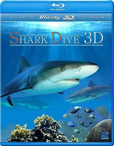 Shark Dive 3D (Blu-ray 3D + Blu Ray)