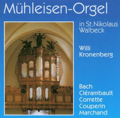 Die Mühleisen-Orgel in St. Nikolaus, Walbeck