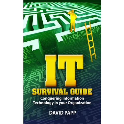 IT Survival Guide audiobook cover art