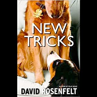 New Tricks audiobook cover art