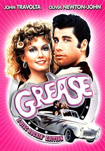 Grease -2-Disc Remastered Rockin Edition [DVD]