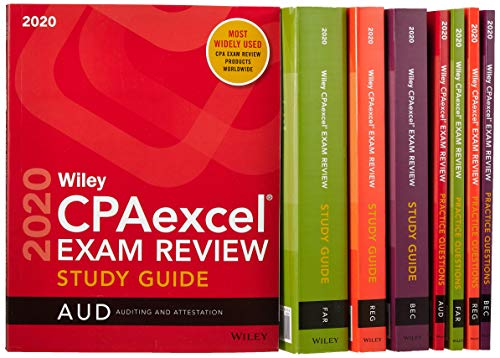 Wiley CPAexcel Exam Review 2020 Study Guide