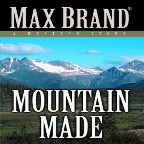 Mountain Made audiobook cover art