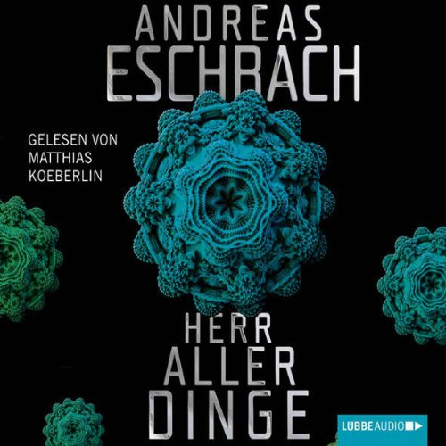 Herr aller Dinge audiobook cover art