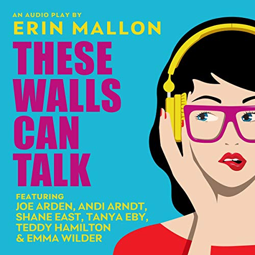 These Walls Can Talk Audiobook By Erin Mallon cover art