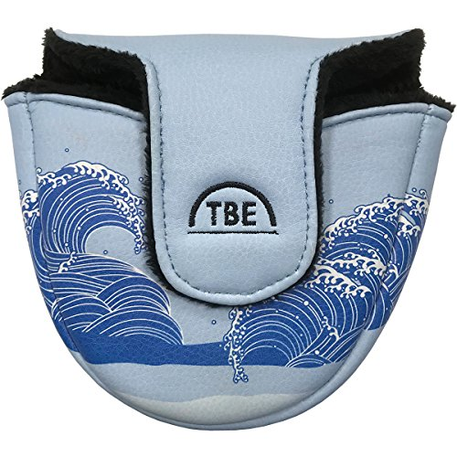 Tobiemon T-MPC Accessories Putter Cover Mallet Type