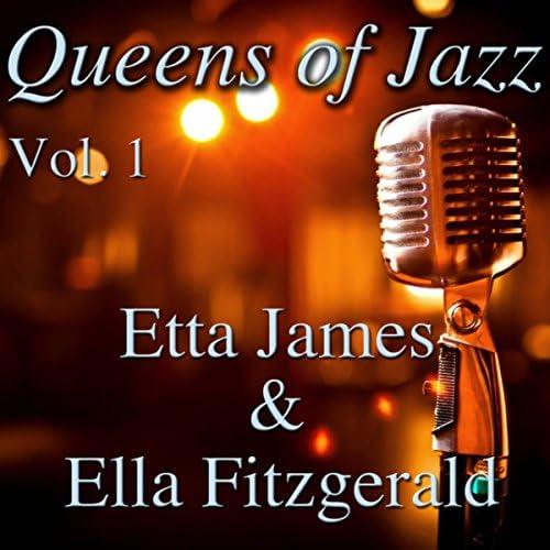 Etta James & Ella Fitzgerald