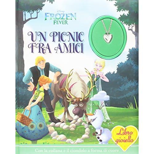 Un picnic tra amici. Frozen. Libro gioiello. Con gadget