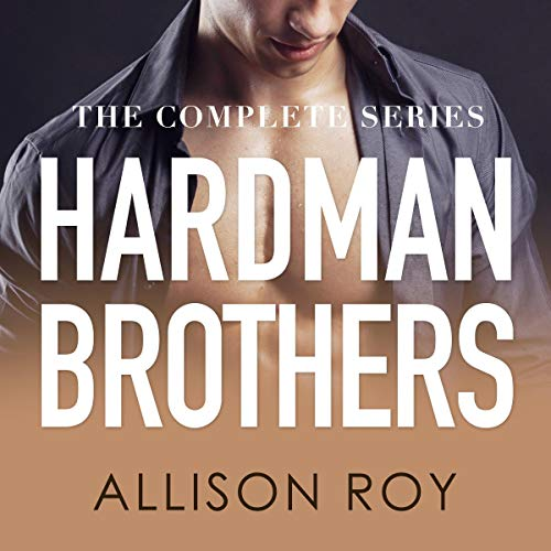 Hardman Brothers: The Complete Series audiobook cover art