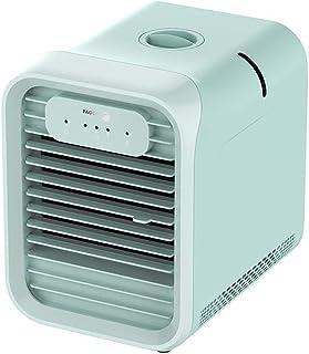 WCY Aire Acondicionado portátil Semiconductor Aire Acondicionado Ventilador refrigerador de la casa del Escritorio de Oficina móvil portátil Mini Ventilador del Aire Acondicionado yqaae