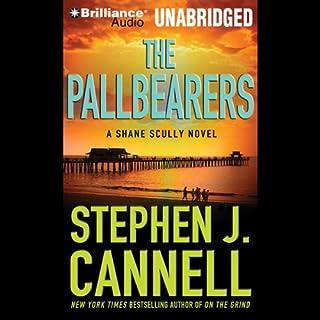 The Pallbearers audiobook cover art