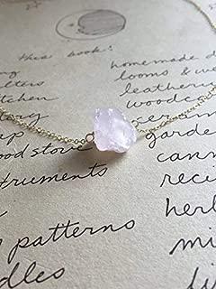 Best raw quartz jewelry Reviews