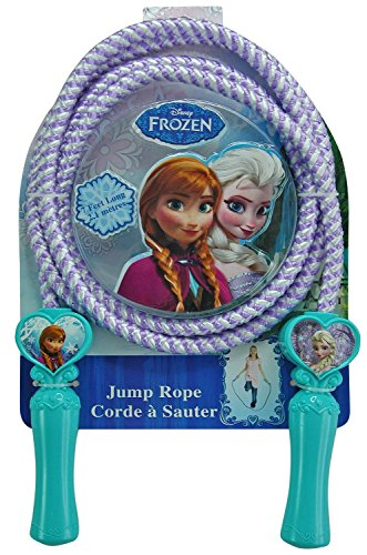 Disney Frozen Deluxe Jump Rope, 7 feet