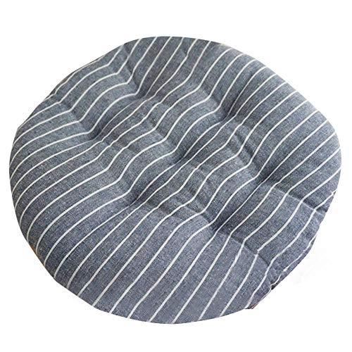 Tondo Sedia del Rilievo for la casa Moderna Sedia Cuscino del Sedile Morbido Tappetino futon Mat semplici Ufficio Cuscini 4 Formati (Color : 07, Speci