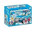 Playmobil - 4X4 avec Coffre de Toit - 9281
