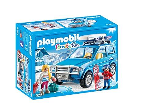 PLAYMOBIL Family Fun Coche partir de 4