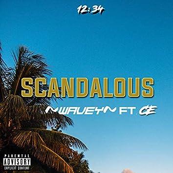 Scandalous (feat. CE)