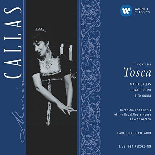 Maria Callas, Carlo Felice Cillario, Orchestra of the Royal Opera House, Covent Garden, Chorus of the Royal Opera House, Covent Garden & Tito Gobbi