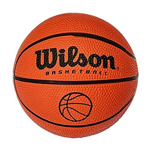 WILSON NCAA MICRO BALL Basketball, Rot, one size