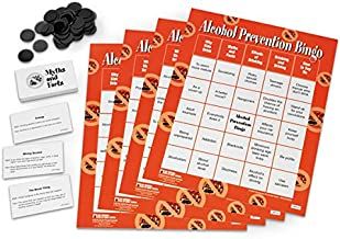 Alcohol Prevention Bingo: An Educational Game for Teens About Alcohol Prevention
