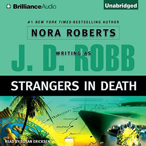 Page de couverture de Strangers in Death
